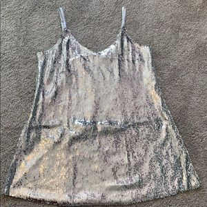 Dresses & Skirts - Sequined Mini Dress
